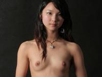 中国美女モデル 嘉雯 セクシーヌード画像