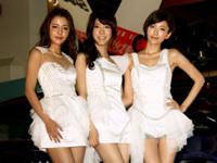 台湾のセクシーユニット「Dream Girls」が2012台北国際オートショーに登場