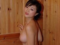 中国美女モデルのセクシーヌード画像173
