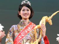 ミス日本2012 グランプリは新井貴子に決定