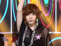韓国の人気ガールズユニット T-ARA(ティアラ) 最年少メンバー・ファヨンが乳首ポロリ