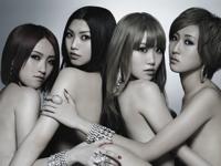 美女4人のユニット「BRIGHT」がニューアルバムのジャケ写でヌードを披露