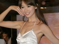 """台湾の2009年""""美胸女王""""は林志玲(リン・チーリン/Lin Chi-Ling)に決定"""