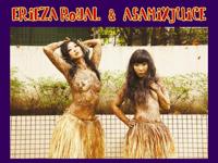 SM女王とデリヘル嬢 現役風俗嬢テクノポップ2人組ユニット「ERIEZA ROYAL & ASAMIXJUICE」がが12/11リリースのアルバム「バキューム」でデビューするらしい