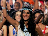 MISS WORLD(ミスワールド) 2009はジブラルタル代表 Kaiane Aldorino