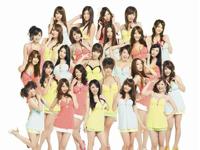 2010/2/17 恵比寿マスカッツ 「バナナ・マンゴー・ハイスクール/12の34で泣いてwith涙4姉妹」でCDデビュー