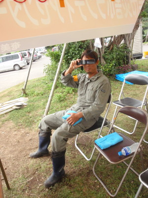 奄美土砂災害ボランティア