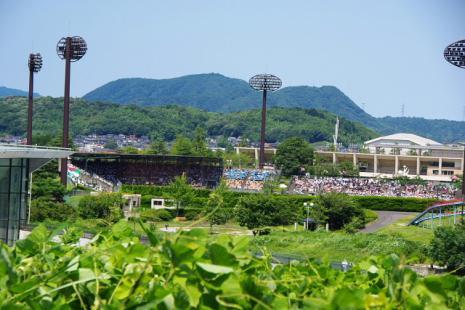 高校野球島根決勝戦1