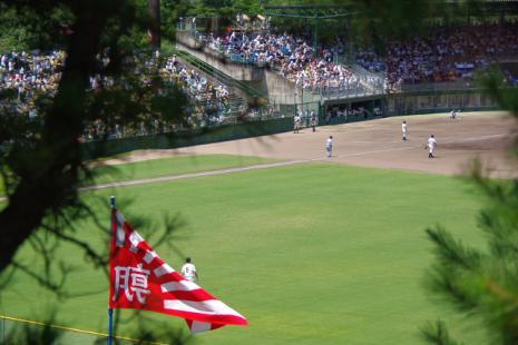 高校野球島根決勝戦2