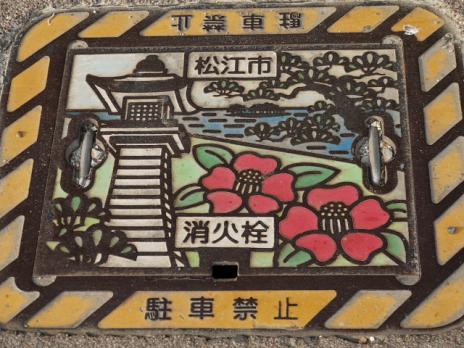 バーディin松江城06