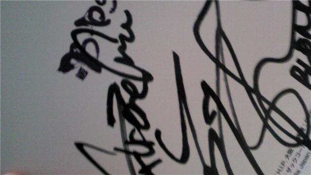 B-BOYS サイン