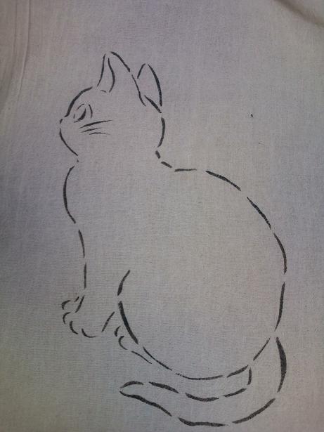 猫手染めぱちくり 021
