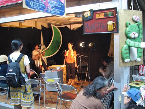夏猫ライブ 079