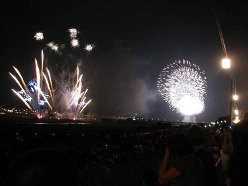 多摩川花火 073