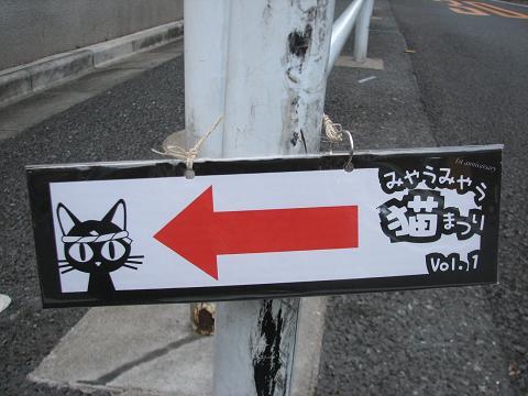 猫祭への道案内