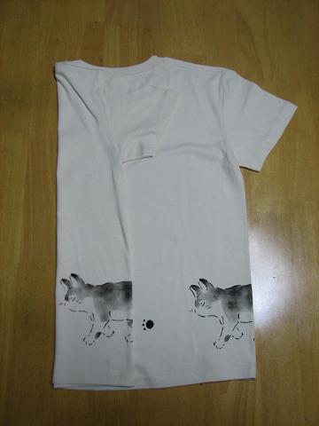 めぐりめぐTシャツ 006