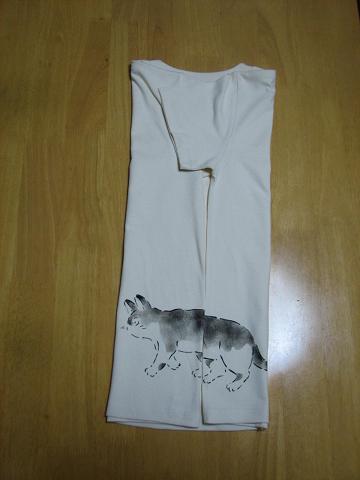 めぐりめぐTシャツ 005