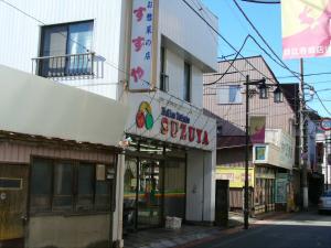 月江寺商店街