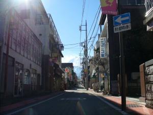月江寺商店街(肉)