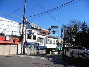 中央通り商店街入り口