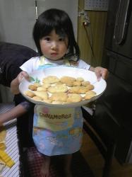 クッキー作り③