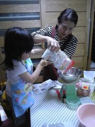 クッキー作り⑤