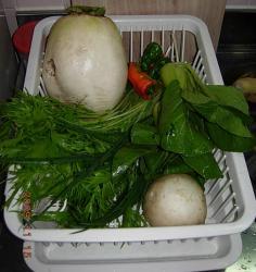 新鮮なお野菜