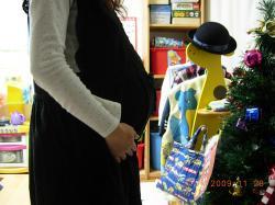 妊娠8ヶ月後半