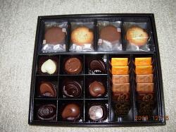 ゴディバのチョコ&クッキー
