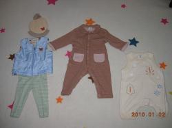 2010年赤ちゃんの福袋