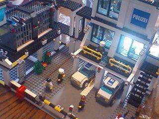 タイチのレゴ ポリス