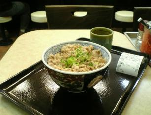 神戸らんぷ亭冬の塩牛丼003