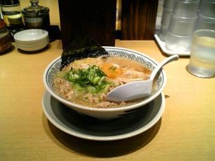 丸源肉そば004