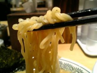 丸源肉そば006