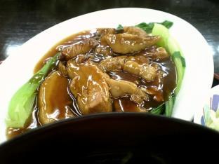 中華一番のかうよ(豚ばら柔らか煮)セット007
