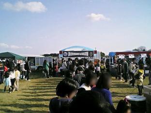 2010日米親善桜祭り上瀬谷通信基地FUNNEL CAKE+チョコ022