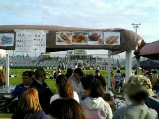 米海軍厚木航空施設)日米親善桜祭り3-4辛口ドック018