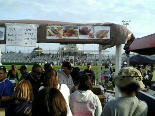 米海軍厚木航空施設)日米親善桜祭り4-4ナチョ009
