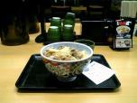 吉野家牛丼並270円004