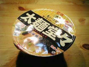 日清太麺堂々醤油豚骨001