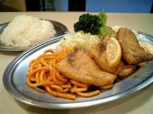 センターグリル新館 魚バター焼001