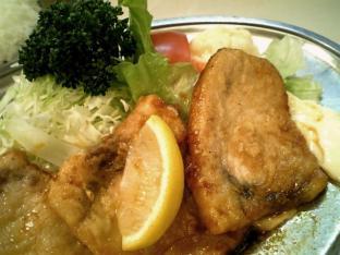 センターグリル新館 魚バター焼002