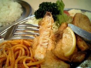 センターグリル新館 魚バター焼003