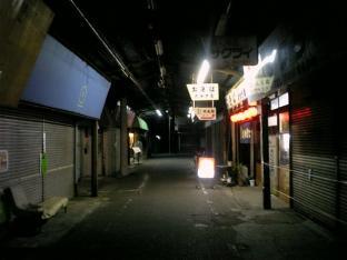 瀬谷の大衆食堂タカギ屋でアジフライ定食009
