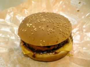 ドムドムハンバーガーお好み焼きバーガーチーズ玉005