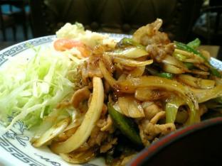 中華一番本店スタミナ定食006