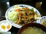 中華一番本店スタミナ定食010