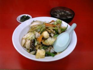 鶴廣中華丼002