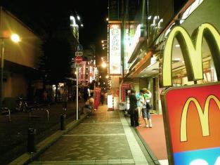 マクドナルド チキンバーガーオーロラ001