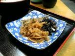 天王町かちどき食堂 マグロ味噌焼き定食006